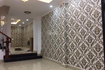 Chính chủ cho thuê nhà nguyên căn MT đường Nơ Trang Long, P11, Bình Thạnh 6x16m 3 lầu 100tr/th