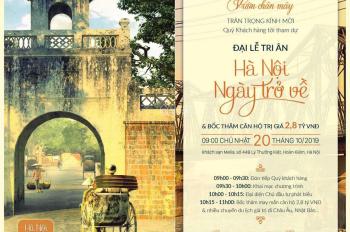 Cập nhật bảng giá CSBH ngày 16.10 chung cư Imperia Sky Garden, 423 Minh Khai, CĐT: 0981.930.051