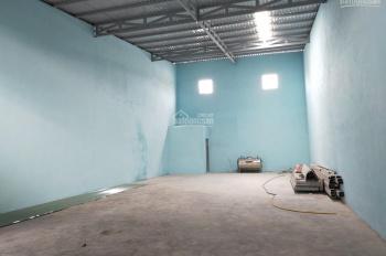 Cho thuê kho xưởng mới xây đẹp 170m2 đường Lê Văn Quới, giá 17tr/th. LH 0937374987