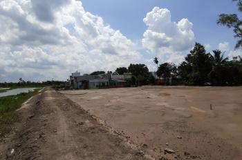 Bán 1160m2 (39x29) đất bờ sông Bình Nhâm, 300m thổ cư, giá 10tr/m2