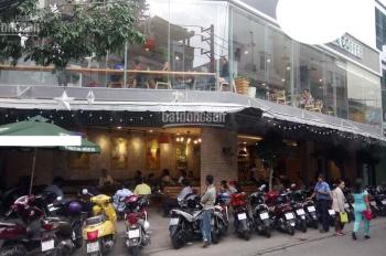 Cho thuê MT Nguyễn Thái Bình P.12 (8 x 10m) đang KD quán Café-Trà Sữa 21 triệu/tháng