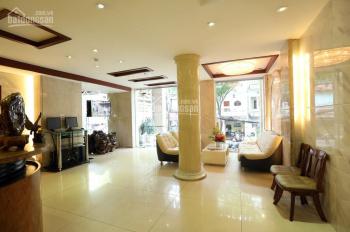 Chính chủ bán khách sạn hẻm 5/ Nơ Trang Long, P. 7: 0903.295.976