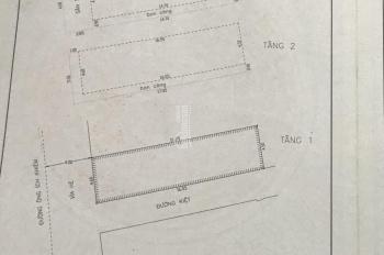 Cho thuê nhà nguyên căn 2 mặt tiền đường Ông Ích Khiêm, Đà Nẵng