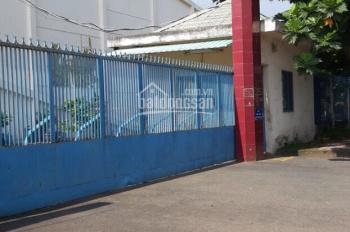 Cho thuê nhà xưởng KCN Vĩnh Lộc Quận Bình tân dT: 10,000m2, nhận xưởng ngay giá thuê 430 triệu/th