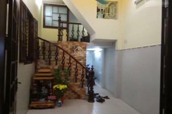 Bán nhà đẹp ở luôn 38m 4 tầng 3.85tỷ lô góc 2 mặt ngõ 15m ra phố Đội Cấn, Ngọc Hà, Giang Văn Minh