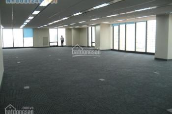 cần cho thuê toà văn phòng Hạng B  giá rẻ 200m giá 10,5$  mặt phố Duy tân Cầu Giấy