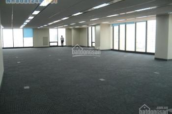 Cần cho thuê gấp văn phòng giá rẻ 210m mặt phố Duy Tân Cầu Giấy giá chỉ 10$