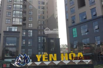 Chính chủ bán gấp căn hộ tòa CT2 dự án E4 Vũ Phạm Hàm, diện tích 120m2 thông thủy. LH: 0965.444.528