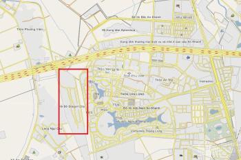 Bán lô biệt thự BT4 DA Hà Đô Charm Villas, An Thượng, Hoài Đức, giá ngoại giao. LH 0971773082