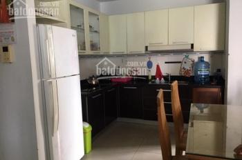 Cho thuê căn hộ An Khang khu APAK Q. 2: Lầu cao, 2PN, 2WC, 90m2, có NT, view Đông Nam, giá 14 triệu