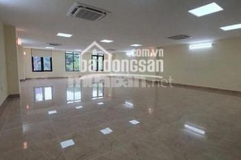 Cho thuê 125m2 văn phòng tại Duy Tân, Cầu Giấy. giá 14$/m2. liên hệ: 091 9965995