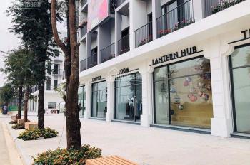 Bán Shophouse mặt đường đại lộ Chu Văn An Kinh doanh tốt chiết khấu 12% LH 0942556294