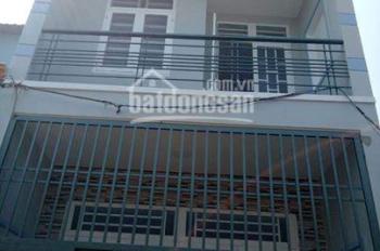 Bán nhà 1 trệt 1 lầu đường Lê Văn Khương, Q12 cần bán, nhà đang cho thuê nguyên căn, SHR, 80m2