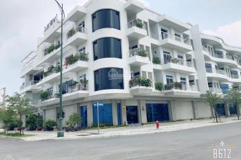 Shophouse Thủ Thiêm Lakeview mặt tiền Nguyễn Cơ Thạch, Q2, DT 7x20m, hầm, trệt, 3 lầu, ST giá 70 tỷ