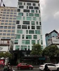 Bán Nhà Mặt Tiền Trần Đình Xu, DT: 9.6x21, 8 Tầng, 137 tỷ