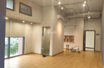 Cho thuê căn Studio 50m2 tháp SAV3 trong khu chung cư Sun Avenue Quận 2, vừa ở vừa kinh doanh.