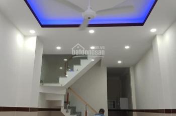 Nhà 1 lầu, Nguyễn Văn Quá, P. Đông Hưng Thuận, Q. 12. DT 50m2/ giá 1,425 tỷ SHR, LH: 0938183036