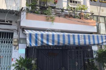 Bán nhà 44m2 nở hậu 6m mặt tiền đường Số 16, phường Tân Quy, Quận 7