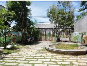 Bán biệt thự sân vườn 419 m2 đất, cách vòng xoay Trần Văn Giàu 200m giá 40tr/m2, 0909052552