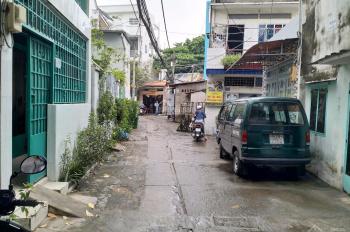 Cần tiền bán gấp nhà 2 mặt tiền hẻm ô tô 4m, 311/ Nơ Trang Long, P. 13, Bình Thạnh