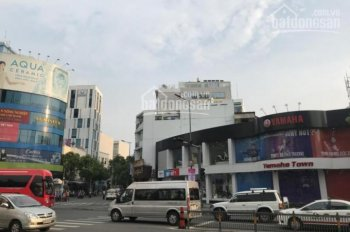 Cho thuê góc 2MT đường Nguyễn Văn Trỗi góc Nguyễn Đình Chính DT: 36x36m, giá cho thuê 1,158 tỷ/th
