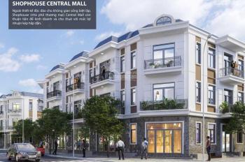 Nhà phố thương mại 2 mặt tiền TL 835 và 835C, giá chỉ 2,5 tỷ/căn, shr, LH: 07780442300