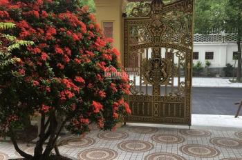Bán gấp biệt thự nhà vườn về ở ngay tại khu đô thị Lideco, nội thất cao cấp
