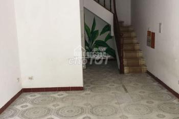 Cho thuê nhà mặt ngõ phân lô Nguyễn Trãi - Nguyễn Xiển, 35m2 x 5 tầng - ô tô đỗ cửa 15 triệu/tháng