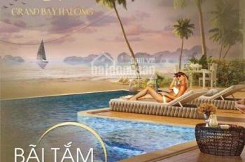 Grand Bay HaLong-Khu liền kề VIP với bến du thuyền và bãi biển riêng dài 1 km.LH: 0916.913.916
