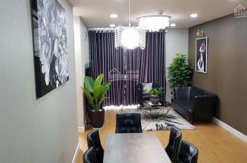 Cho thuê CH Tara Q8, DT 85m2, full nội thất cao cấp, tầng trung, view ban công ĐN, giá 12.5tr/tháng