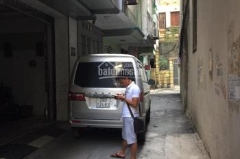 Bán nhà Thái Hà ô tô 9 chỗ đi thoải mái, 38m2, 5 tầng, mặt tiền 3,5m, giá 6 tỷ