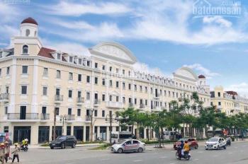 Bán Shophouse làm nhà hàng ăn uống, cafe, spa, khách sạn 16-32 phòng tại trung tâm du lịch Bãi Cháy
