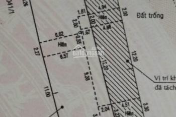Bán đất đẹp 8x30m Phường Tân Hưng, Q7 hẻm 1041 (6m), LH Vinh 0909491373