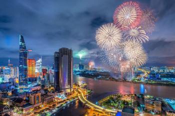 Cần cho thuê căn hộ Saigon Royal,giá tốt 27.5 triệu/tháng 88m2, xem nhà được ngay View Pháo hoa