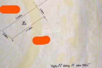 Bán nhà 1.5 tầng Quán Nam, Lê Chân, Hải Phòng giá 3.85 tỷ. LH: Mss bé 0906003186