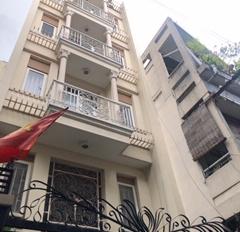 Bán Mặt Tiền Bùi Thị Xuân Q1, 6x19m (CN 140.6m2), Giá 370tr/M2 . 0909 299 204