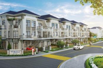 Verosa Park Khang Điền, nhà phố & BT cao cấp, giữ chỗ chọn căn đẹp, CK 3%, giá đợt 1, 0912.598.058