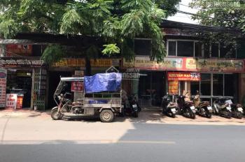 Cho thuê nhà mặt phố Hoàng Văn Thái, 600m2x2 tầng, MT 40m. 0914477234