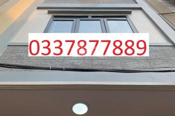 Nhà đẹp, xây mới Ỷ La - Dương Nội (35m2*4T) Giá 1.79 tỷ. Mặt ngõ thông ~3m, Ô tô lùi cửa 0337877889