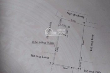 Bán nhà Phố Lê Lai 690 triệu Ngô Quyền Hải Phòng