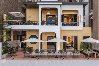 Quá đẹp. Cho thuê nhà mặt phố Thái Hà - Đống Đa, vị trí cực đẹp, diện tích 65m2 x 4 tầng