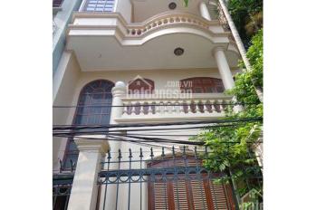 Cho thuê nhà 42mx4T MT:5.5m Phan Kế Bính giá:25tr