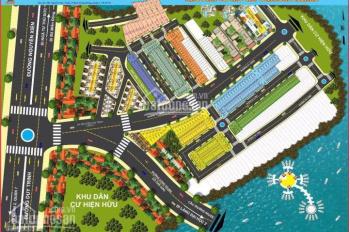 Chính chủ cần bán lô đất đẹp tại Đảo Kim Cương Quận 9, 3 mặt sông, đường 7m đã có sổ hồng