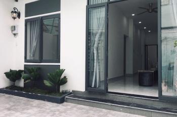 Cần bán gấp Biệt thự mới xây,  HXH thẳng 4m Phạm Thế Hiển, P.7, Q.8. DT 74m2, LH BS Bình 0918348090