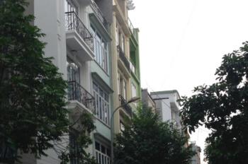 Bán nhà mặt đường Trần Đăng Ninh Hà Đông xây 4 tầng có thể mở văn phòng