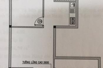 Chính chủ cần cho thuê căn hộ chung cư 2PN, gần chợ Thanh Sơn, TP Phan Rang - Tháp Chàm, giá rẻ