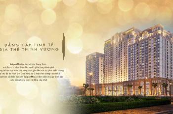 Căn hộ Sài Gòn Mia,KDC Trung Sơn, Bình Chánh , căn 2pn 67m2, giá 3.2 tỷ, LH: 0903055887