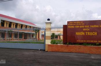 Cần bán đất nền dự án phân lô Nhơn Trạch, Đồng Nai, sổ hồng lâu dài, LH: 0938745450
