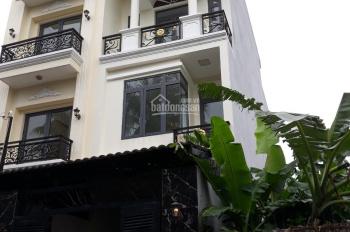 Bán nhà 80m2 mặt tiền đường 35 1 trệt, 2 lầu sau chợ Hiệp Bình, HBC, cách đường Phạm Văn Đồng 400m