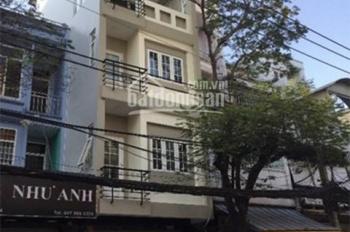 Bán nhà mặt tiền kinh doanh Nguyễn Thái Sơn, Phường 4, Gò Vấp, 4x22m, 3 tầng. Giá 11 tỷ